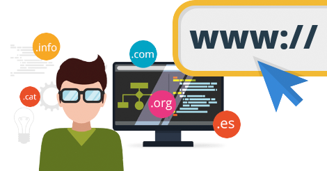 como comprar un dominio